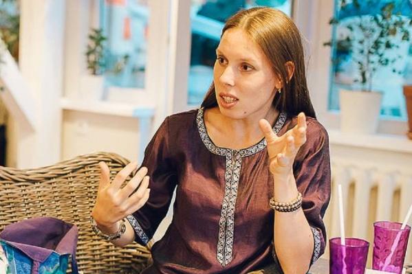 Анастасия Беренова — екатеринбургский психолог, автор книг по детской безопасности