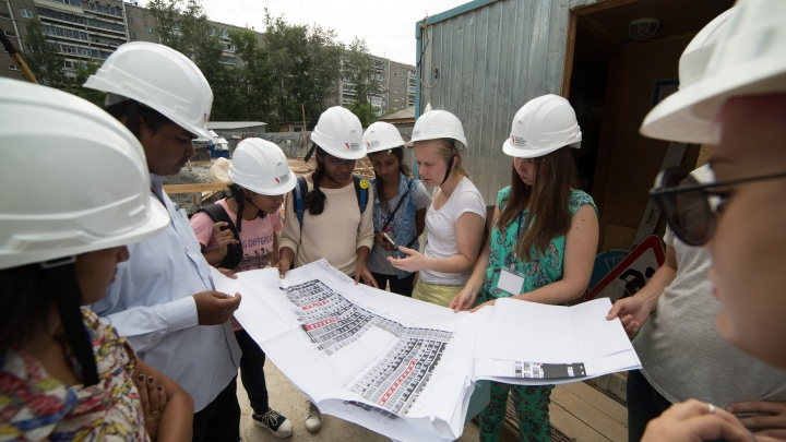 В УрФУ познакомят молодежь с новыми возможностями профессии инженера