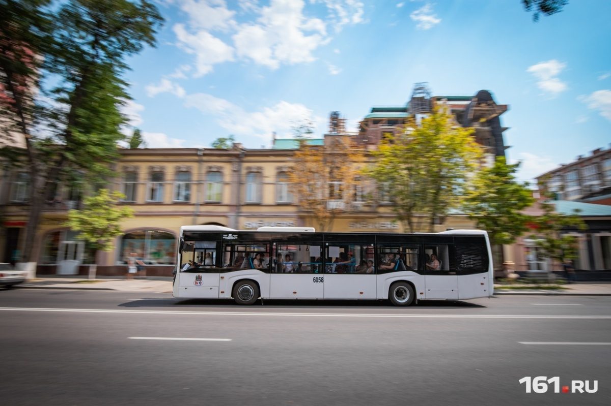 Муниципального перевозчика в Ростове заменит Аксайская транспортная компания