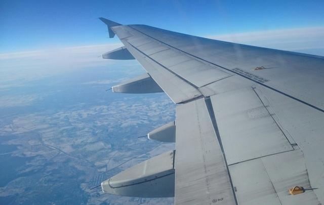 Самолет из Уфы из-за тумана сел в другом городе