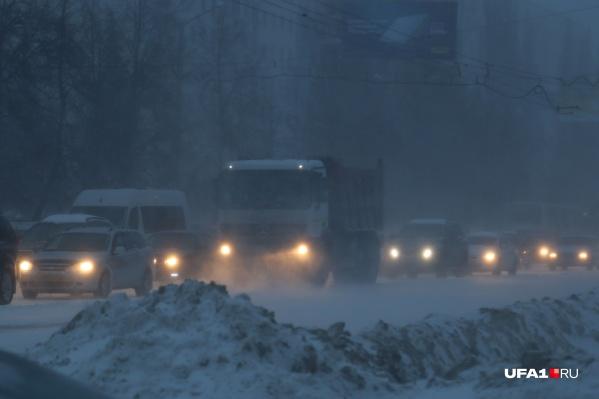 Погода в Башкирии относительно теплая, считают синоптики