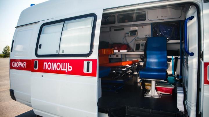 Во дворе на Игримской водитель Hyundai сбил восьмилетнего мальчика