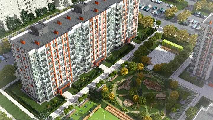 «Уралкалий» развивает жилищное строительство в Соликамске для своих сотрудников