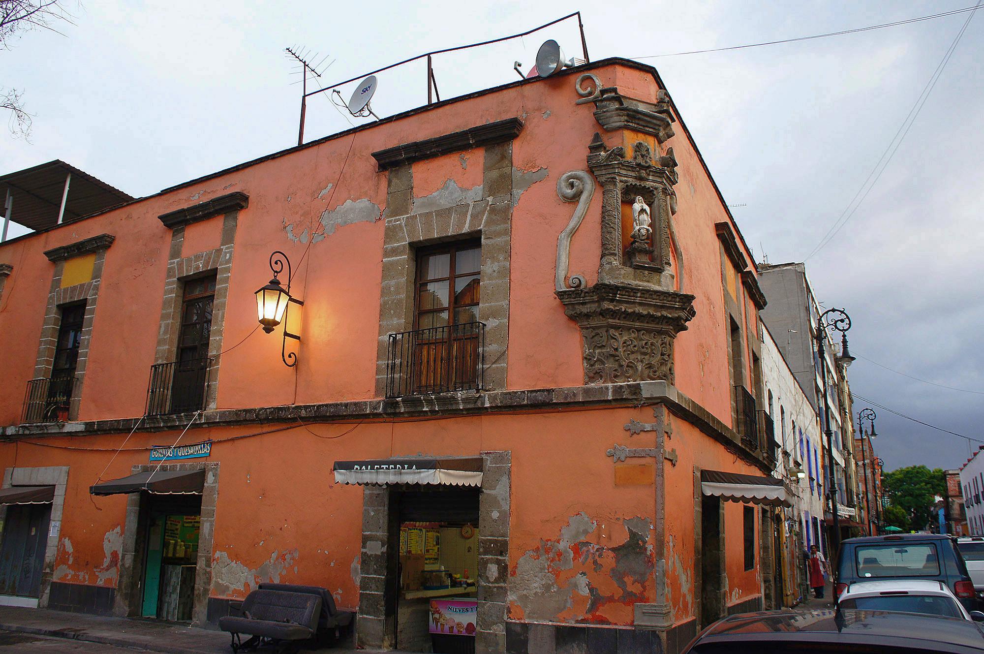 Некоторым старым зданиям требуется капремонт
