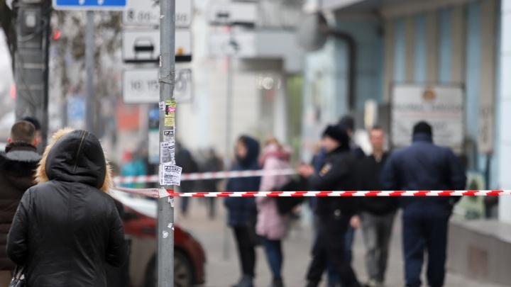 Силовики нашли в Ростовской области сумку со взрывчаткой