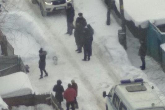 Убийство случилось утром 20 февраля
