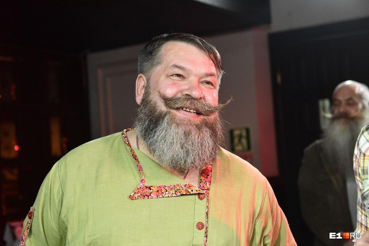 Настоящий русский бородач из Ревды! Он и победил в номинации«Мечта Петра Великого»