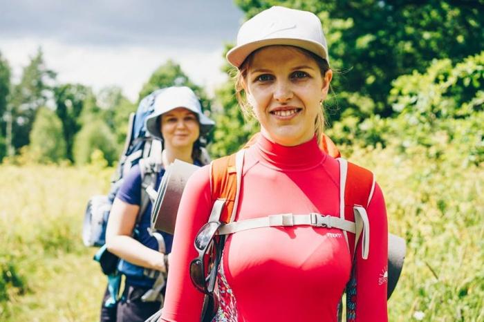 Варвара Назарова в выходные пошла в поход с друзьями на два дня. Там случилась трагедия