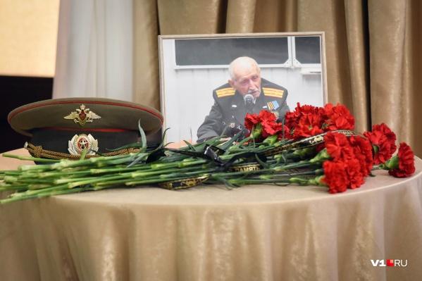 Анатолий Козлов мечтал о том, что в Волгограде появится Арка Победы