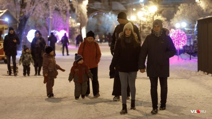 Новый Год объединяет: в Волгограде Дед Мороз соберет фестиваль национальных культур