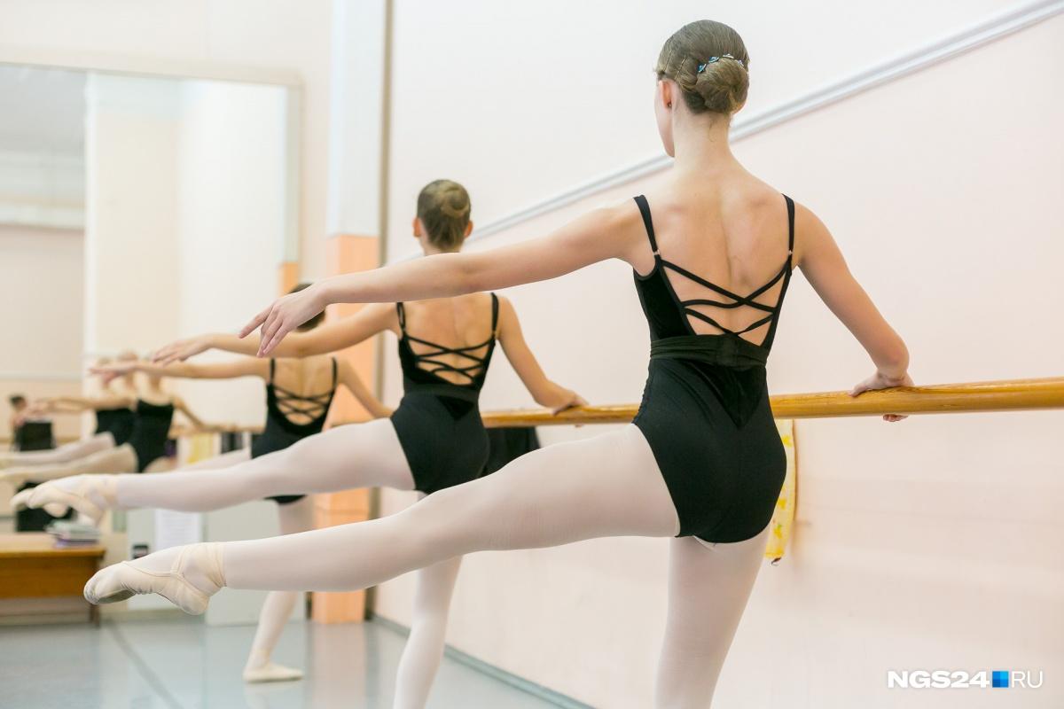 Вес балерины по мировым стандартам не должен превышать 50 кг