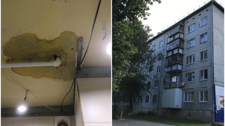 На 1,5 недели без горячей и холодной воды остались жители пятиэтажки на Ткацком проезде