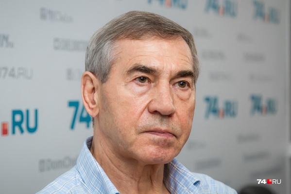 Пост главы Челябинской области Вадим Соловьёв занимал с 1991 по 1996 год