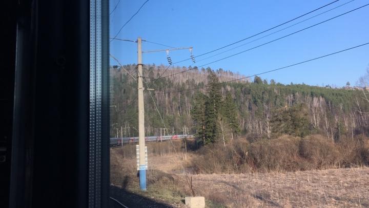 В Красноярске начинают продавать билеты на поезда с удобным временем отправления