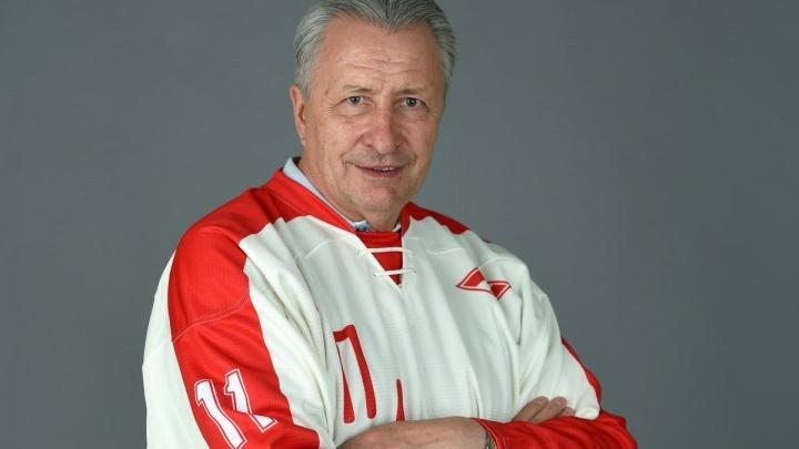 В Пермь приедут легенды мирового хоккея Игорь Ларионов, Сергей Макаров и Александр Якушев