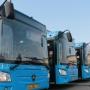 Москва подарила Архангельску тридцать низкопольных автобусов