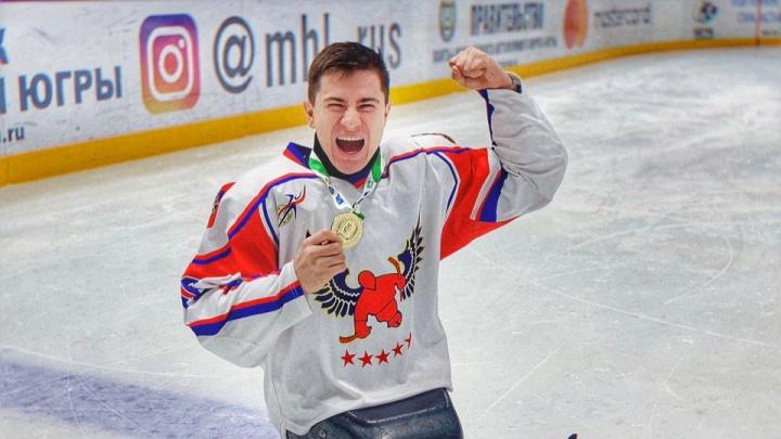 Уфимец, выживший при обрушении казармы в Омске, заявил, что его выгоняют из следж-хоккейной команды