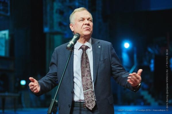 Министр не прокомментировал визит политиков Кубанова и Старкова в театр