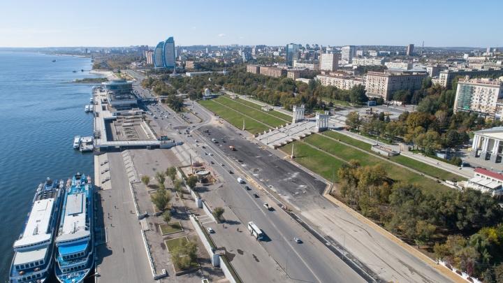 «Волгоград становится комфортным лишь для транзитников»: Александр Сайгин о преображении набережной