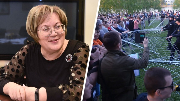 «Нельзя делать из людей врагов»: Татьяна Мерзлякова — о сквере, пытках в колониях и домашнем насилии