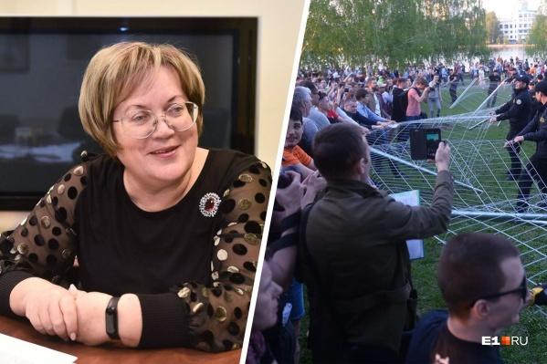 Татьяна Мерзлякова прокомментировала самые значимые события года