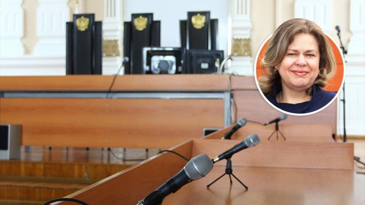 Экс-чиновнице Светлане Моравской грозит 5 лет колонии за набережную из дешевых материалов