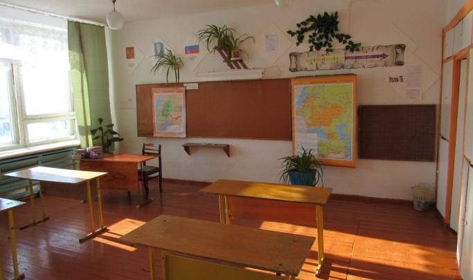В Зауралье дети учились в холодных классах