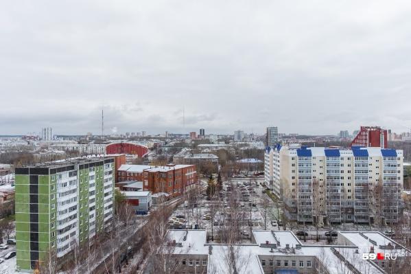 ЧП произошло в одной из многоэтажек Мотовилихинского района