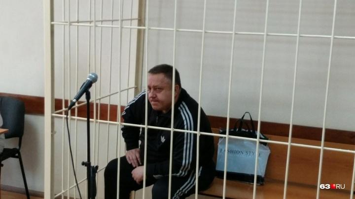 Самарский областной суд оставил экс-полковника ФСБ Гудованого под арестом