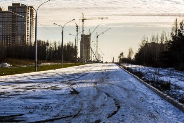 Через изъятые участки пройдёт дорога, которая соединит улицу Аэропорт и улицу Краузе