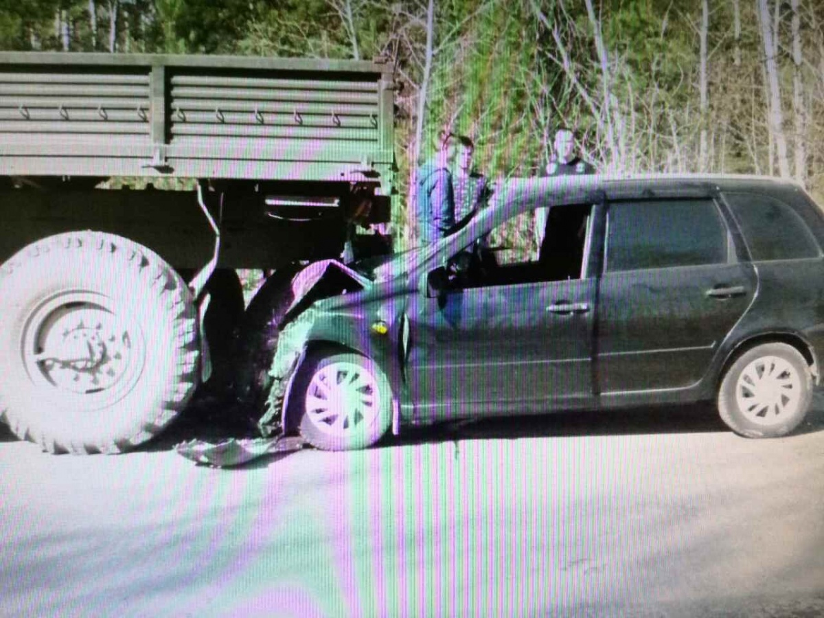 Водитель устроил ДТП в Сормове