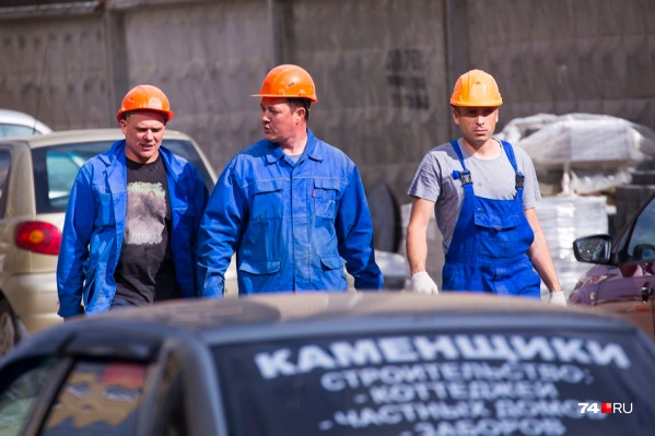 Сфера строительства — в топе по заработным платам в Челябинске