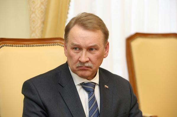 Виктор Трусов 10 лет руководил региональным Россельхознадзором