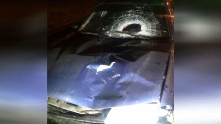 На трассе Уфа — Оренбург водитель Daewoo Nexia сбил пешехода