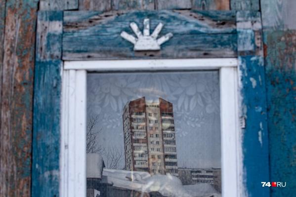 Жители этих домов видели, как застраивался Северо-Запад Челябинска