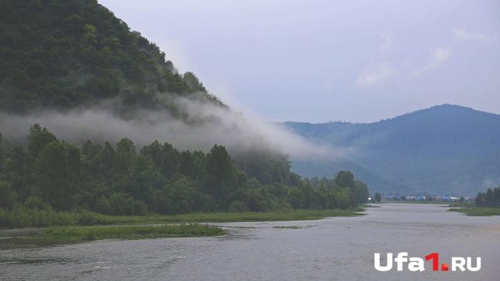 Осторожно, мель: в реке Белой опасно понизился уровень