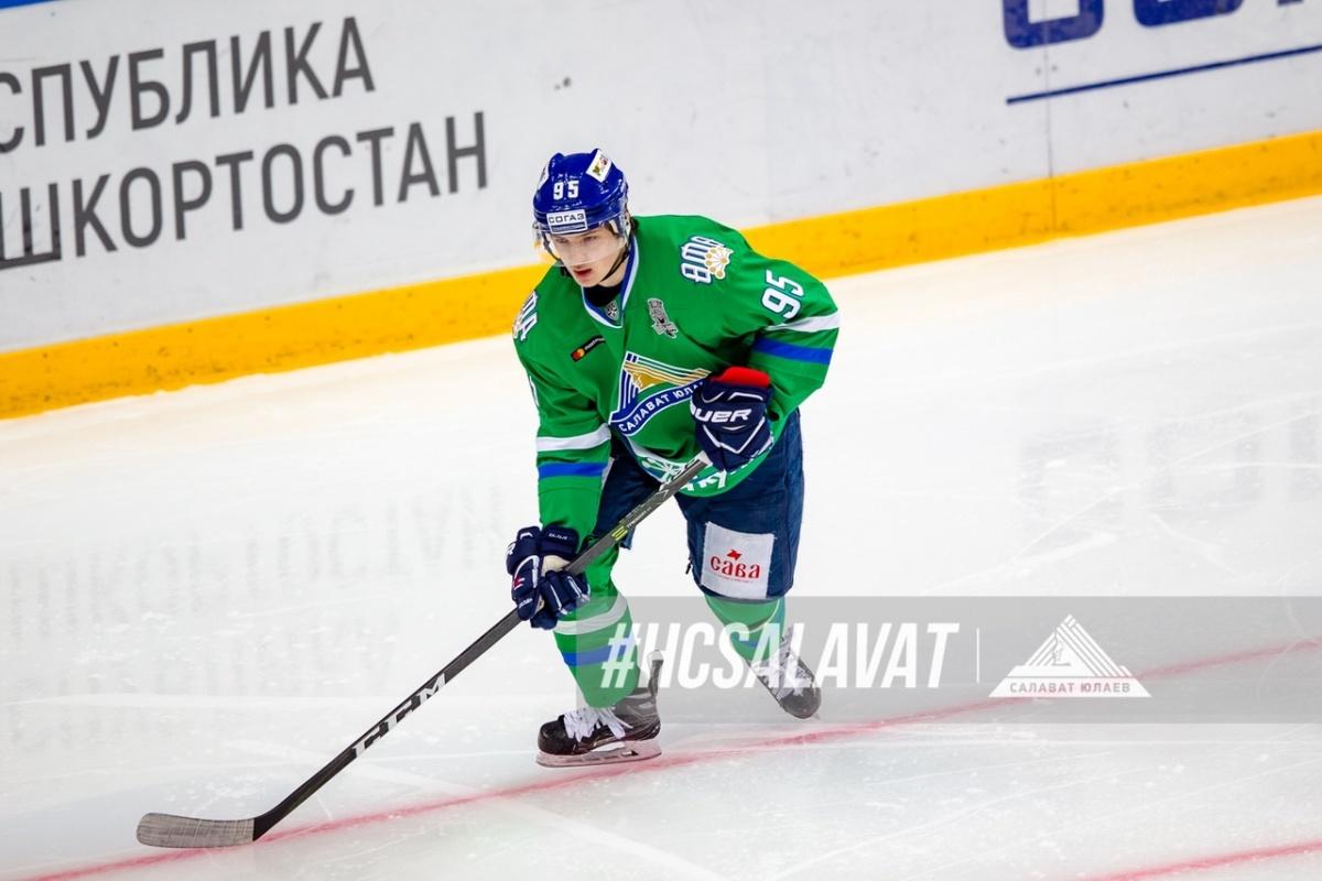 Нападающий «Авангарда» вызван волимпийскую сборную Российской Федерации