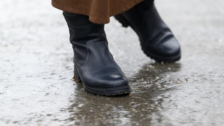 В Волгоградской области первая неделя декабря начнётся с гололедицы и снега