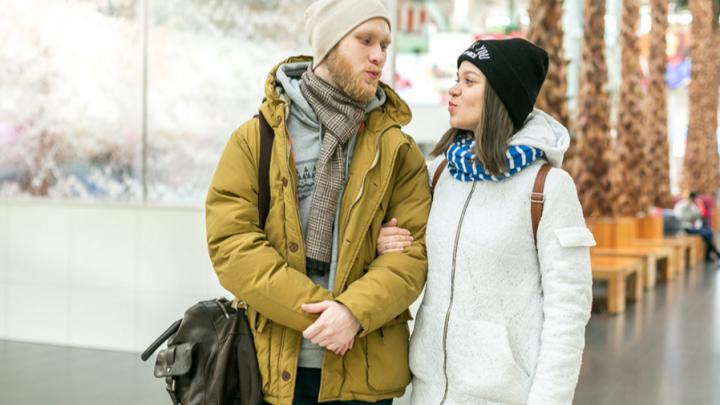 Сладкие парочки Красноярска: как горожане поздравляют друг друга и ругают «западный» праздник