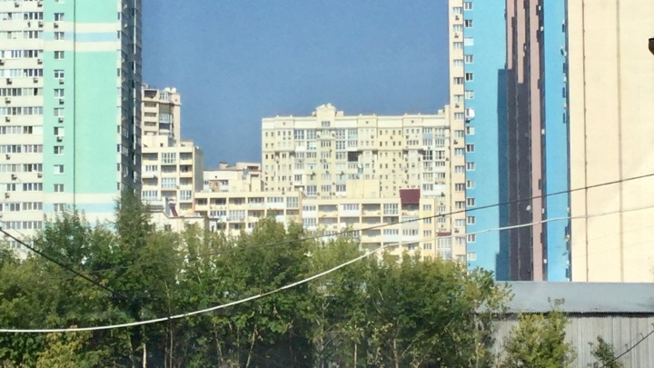 На Санфировой хотят построить высотки с уменьшенным количеством парковочных мест