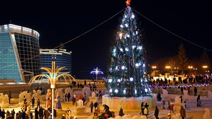 Пора платить по счетам: Уфу через суд вынудили заплатить за новогодние украшения 6,7 миллиона