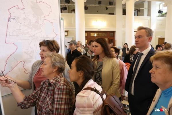 Наталья Котова собирается решать вопросы с главным архитектором в обход профильного комитета и его председателя Сергея Репринцева