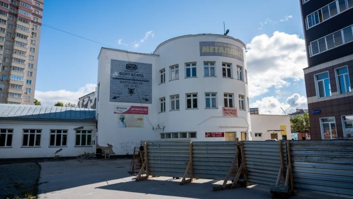 В архивах «Сибсельмаша» нашли чертежи для восстановления кинотеатра, который наполовину снесли