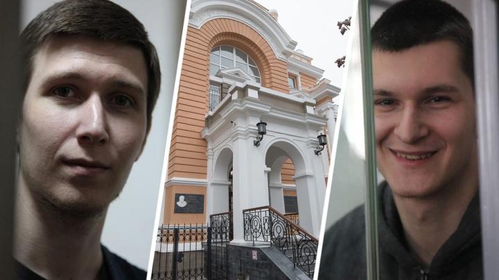 «Такого у нас не происходит». Сидоров и Мордасов — о том, как из них выбивали признание в Ростове