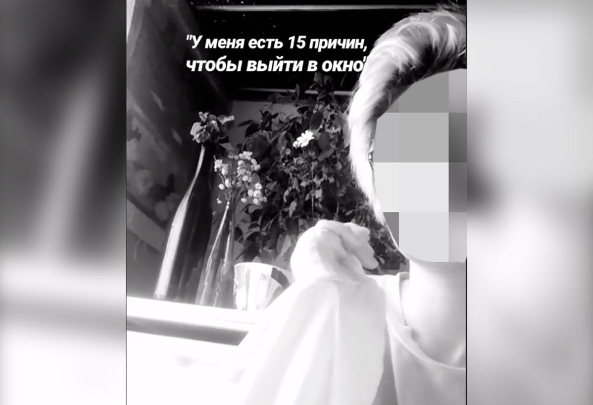 В Первоуральске ученица спрыгнула с крыши лицея