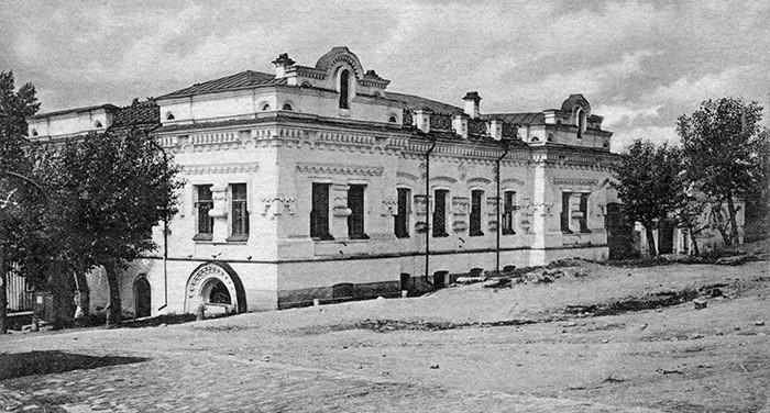 Екатеринбургская епархия предложила восстановить Дом Ипатьева, в котором расстреляли царскую семью