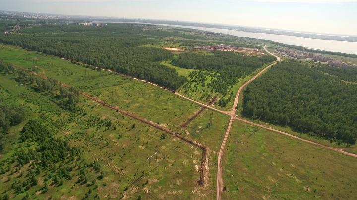 Предел инвестиций — треть миллиарда: Челябинск и пригородные микрорайоны свяжут объездной дорогой