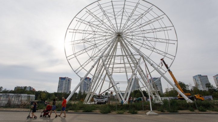 В Волгограде концессионер заплатит неустойку за срыв реконструкции ЦПКиО