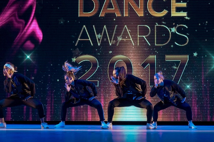 В Уфе выбрали победителей танцевальной премии Russian Dance Awards — 2017