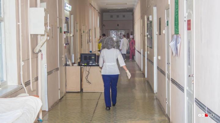 В больнице Середавина скончался ребенок, на которого упала ветка дерева